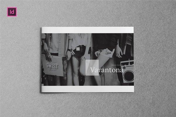 VARANTONA - A5 Brochure