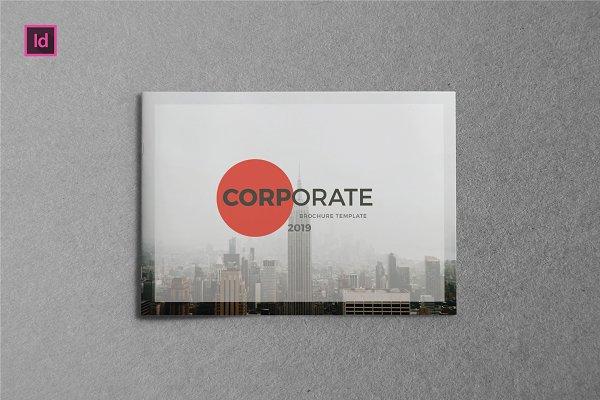 CORPORATE - A5 Brochure