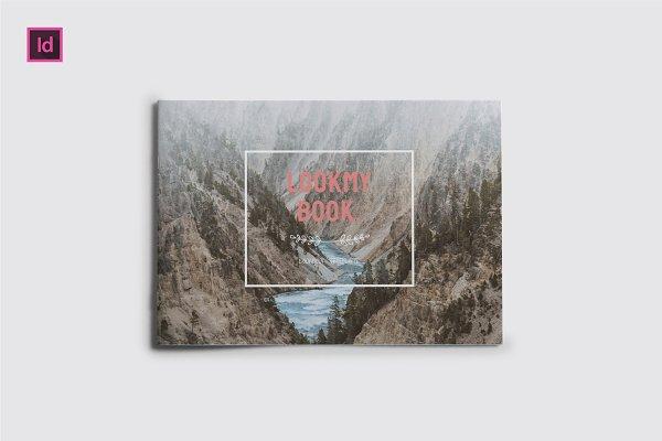 LOOKMYBOOK - A5 Brochure