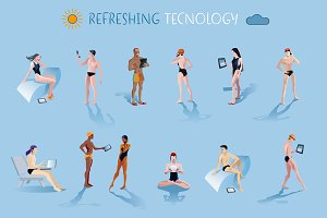 Refreshing Technology