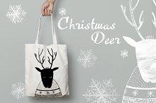 Christmas deer !!!
