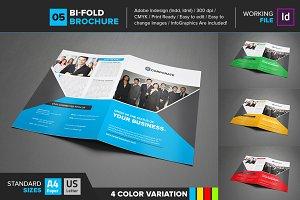 Bi-Fold Brochure 05