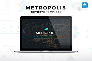 Metropolis - Keynote Template
