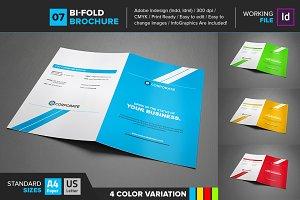 Bi-Fold Brochure 07