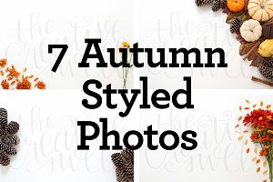BIG Autumn Styled Photo Bundle