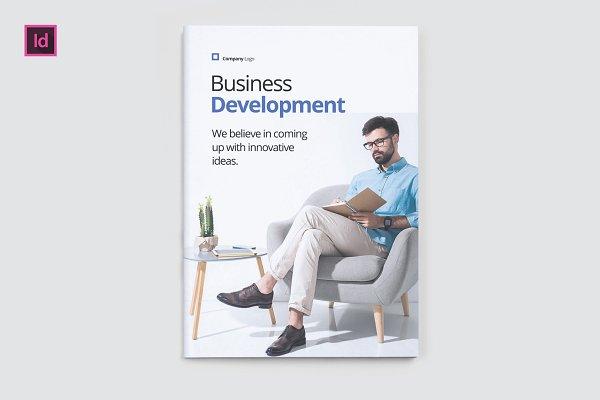 BUSINESS DEVELOPMENT - Brochure