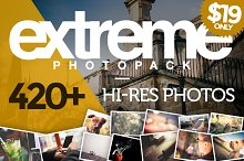 EXTREME PhotoPack 420+ HiRes Photos!