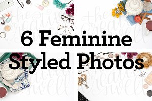 Feminine Styled Photo Bundle