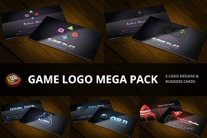 Game Logo Mega Pack