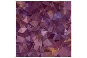 Antique Fuchsia Purple Abstract Low