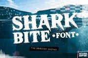 Sharkbite Font