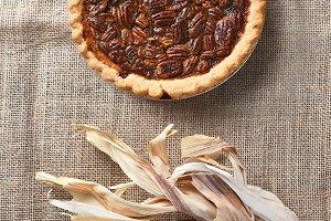 Pecan Pie Corn Husks
