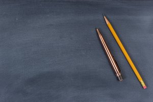 Traditional tools for writing