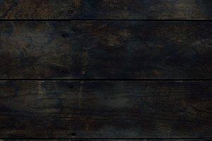 Abused Horizontal Wood Floor