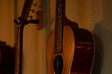 Collection of Early Parlor Guitars