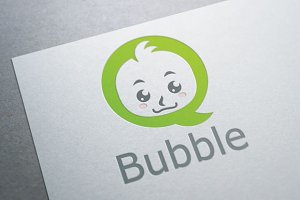 Baby Bubble Logo