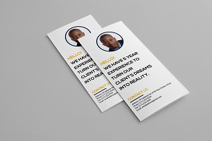 Simple Trifold Brochure