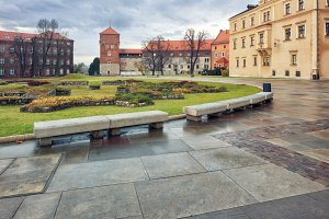 Krakow Wawel Royal Castle Complex