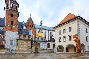 Krakow Wawel Royal Castle