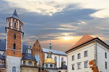 Krakow Wawel Royal Castle