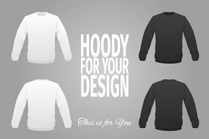 HOODY FOR YOUR DESIGN