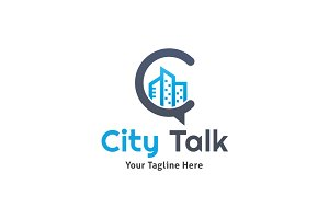 City Talk Logo