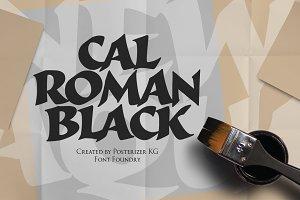 Cal Roman Black