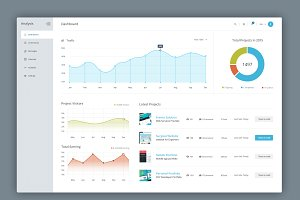 Project Analysis Dashboard 33%Off