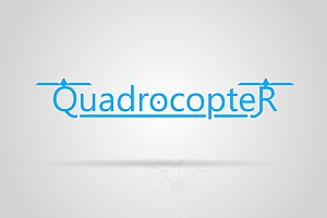Quadrocopter logotype