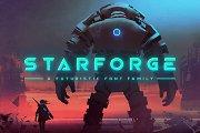 Starforge Typeface