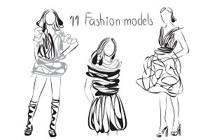 Fashion models