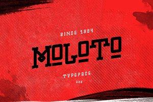 Moloto Font