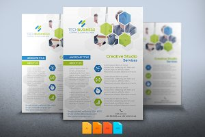 Flyer Business Tech