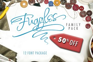 Fuggles Family 50% OFF