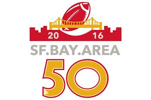 50 San Francisco Pro Football Champi