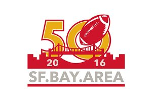 50 Pro Football Championship SF Bay