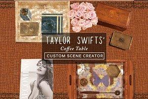 Taylor Swift's Table - Scene Creator