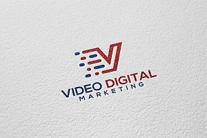Video Digital Logo