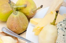 fresh pears and cheese 002.jpg