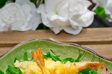 japanese shrimps tempura and salad 012.jpg