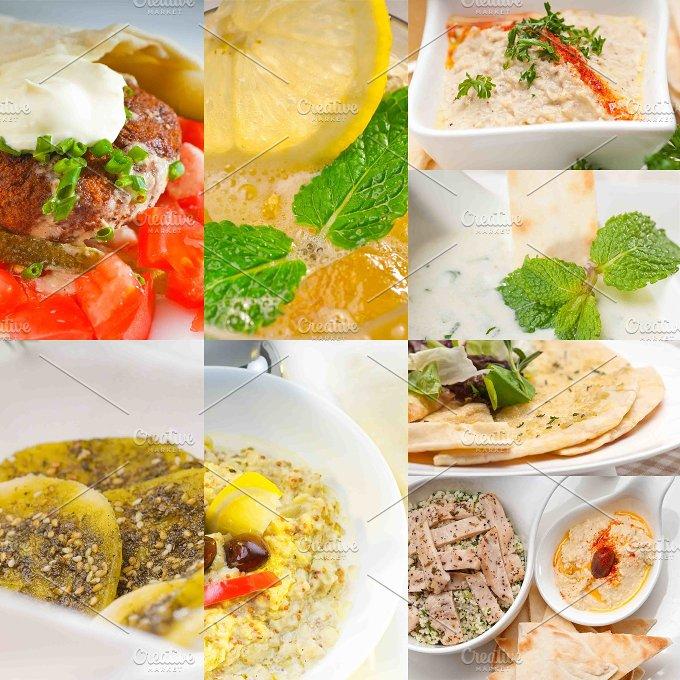 middle east food 3.jpg - Food & Drink