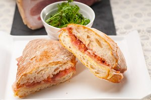 parma ham and cheese panini 01.jpg