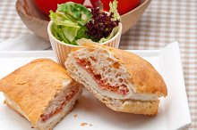 Parma ham cheese and tomato ciabatta sandwich 10.jpg