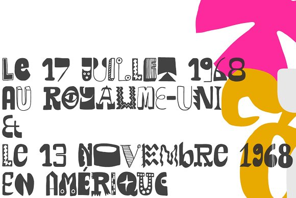 Altogether intro 40% off in Display Fonts - product preview 5
