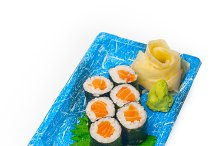 sushi take away plastic tray over white 038.jpg