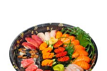 sushi take away plastic tray over white 009.jpg