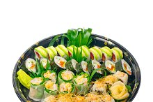 sushi take away plastic tray over white 014.jpg