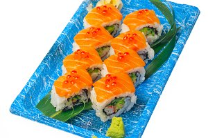 sushi take away plastic tray over white 026.jpg