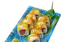 sushi take away plastic tray over white 028.jpg