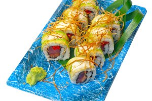 sushi take away plastic tray over white 028.jpg